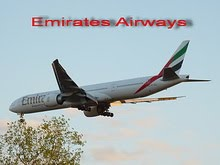 Mis fotos de Emirates Airways