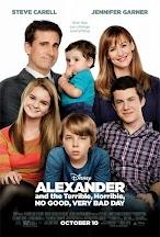 Phim Alexander Và Một Ngày Tồi Tệ, Kinh Khủng, Chán Nản, Bực Bội