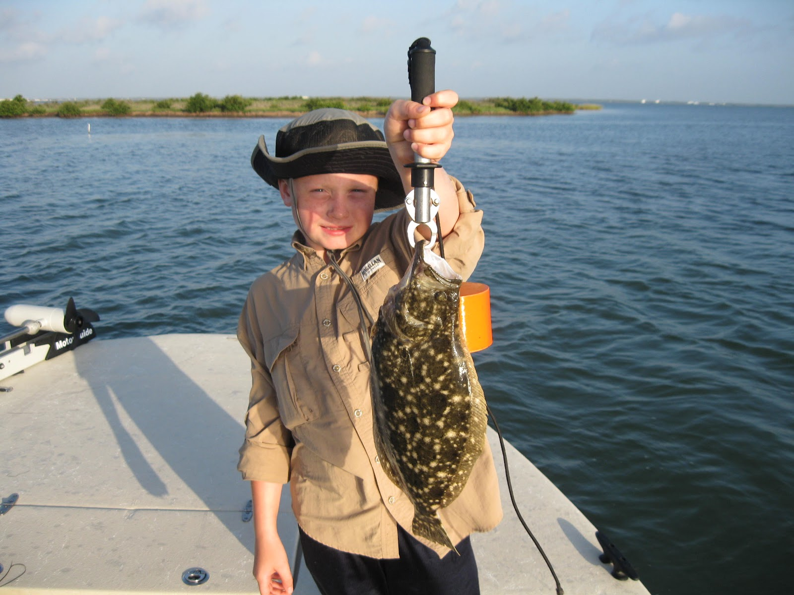 Ron 39 s rockport fishing reports drum a drumming for Rockport texas fishing report