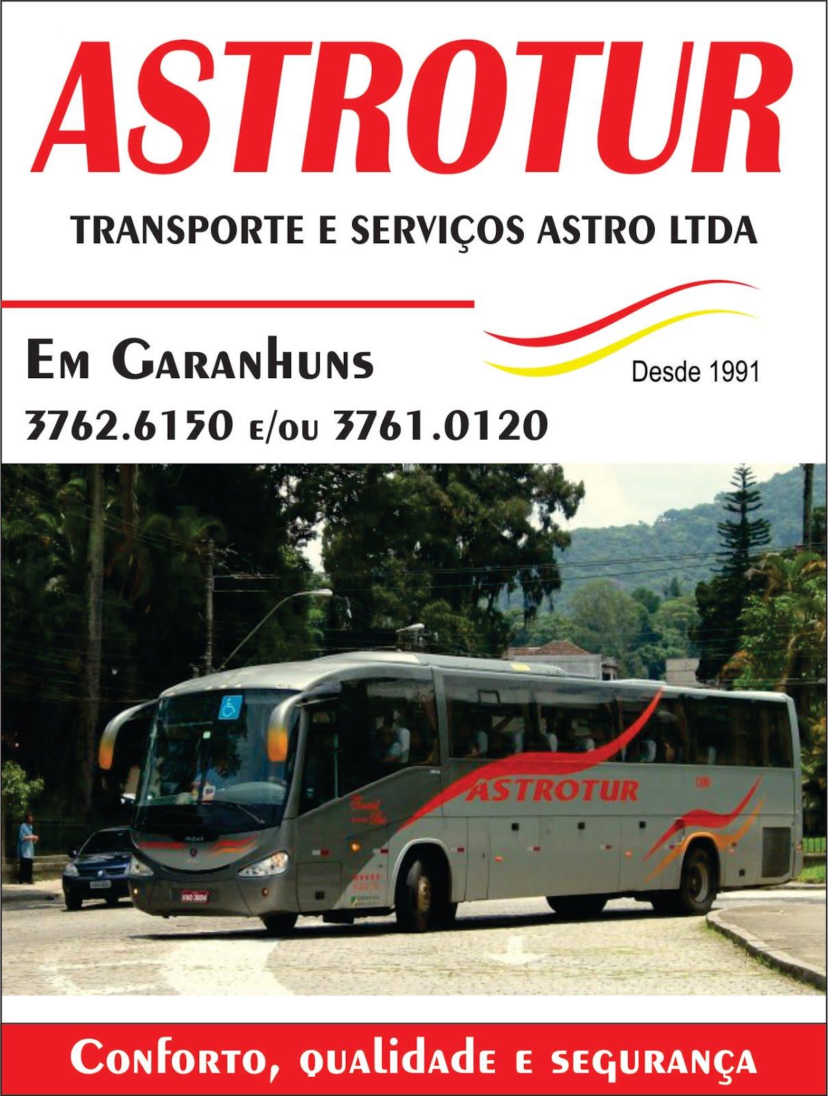 TRANSPORTES  E SERVIÇOS LTDA