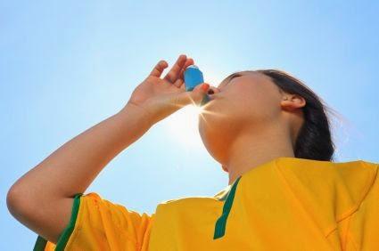 pertolongan pertama untuk asma
