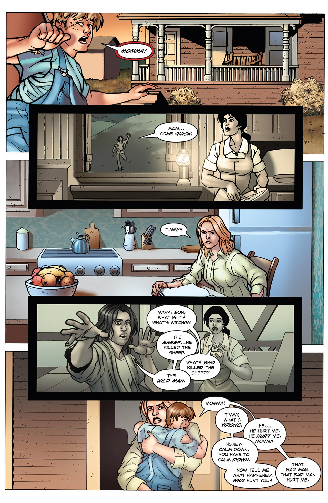 Grimm Fairy Tales (2005) Issue #20 #23 - English 9