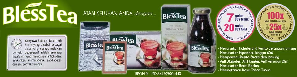 Khasiat Blesstea