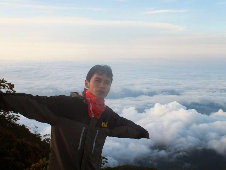 Samudra Awan di Gunung Ciremai