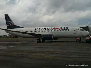 Pesawat Batavia Air