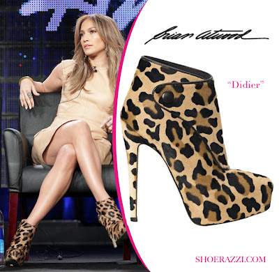 Jennifer Lopez in Brian Atwood