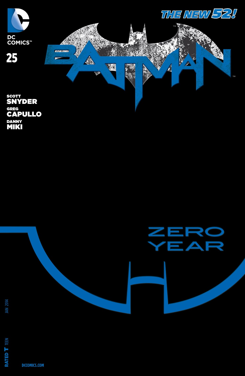 Batman (2011) Issue #25 #44 - English 29
