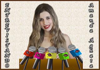 ENTREVISTA: Amanda Aghata