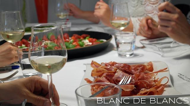 Wolfberger tasting - www.blancdeblancs.fi