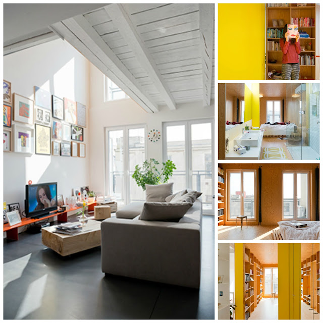 project / colorful / interior