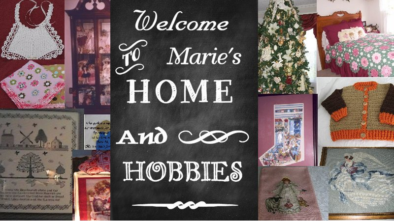 Marie's Home and Hobbies