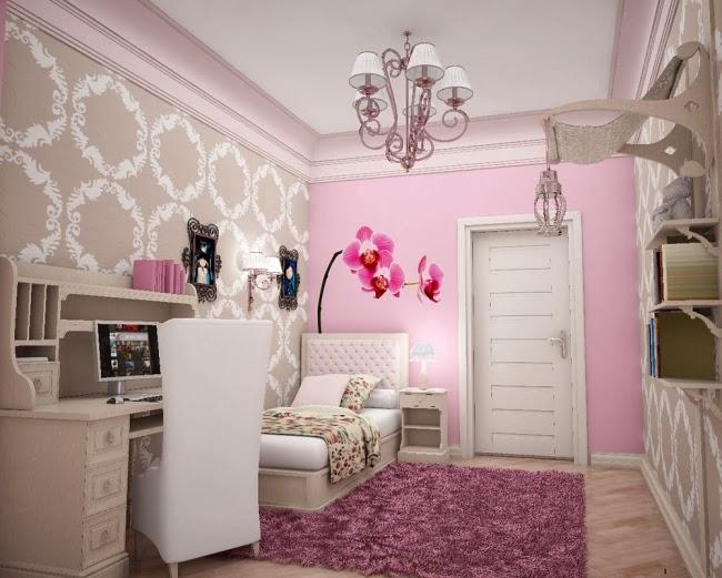 Club: Tu Historia Winx (3) Dormitorio-juvenil-rosa1