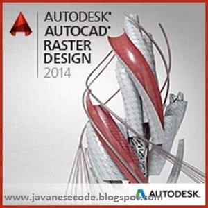 autocad raster design 2014 full javanesecode. Black Bedroom Furniture Sets. Home Design Ideas