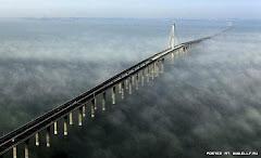 Chine: le pont le + long au monde!