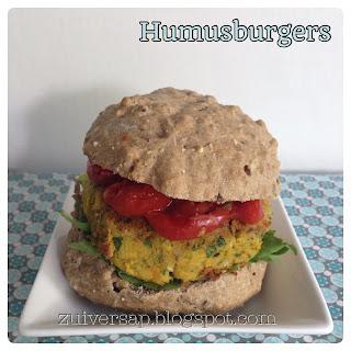 Humusburgers