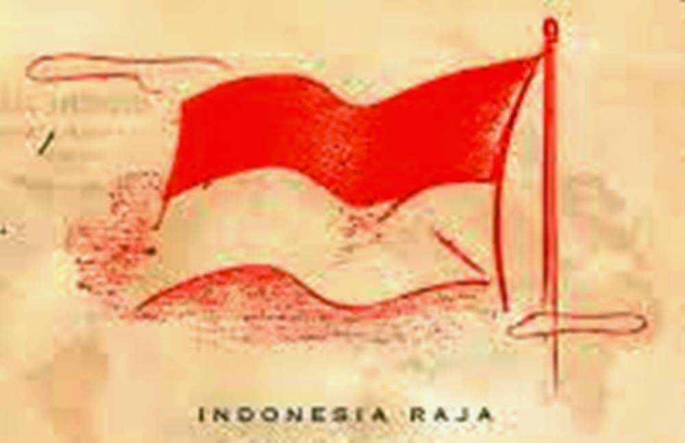 Indonesia Raya Bergema di Inggris