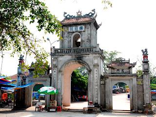 Nhat Tru Pagoda in Hoa Lu
