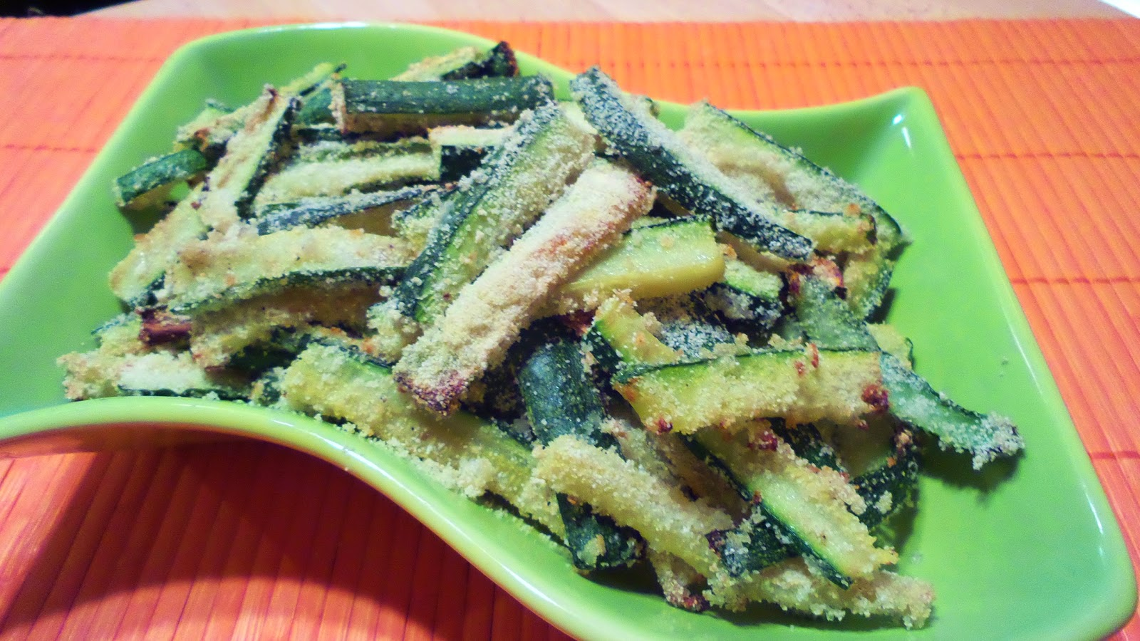 zucchine semoline croccanti