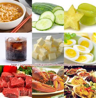 Pantangan Makanan Untuk Penderita Anemia