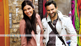 Hot Diana Penty, Saif Ali Khan HD High Resolution  Wallpapers from Cocktail Bollywood Movie