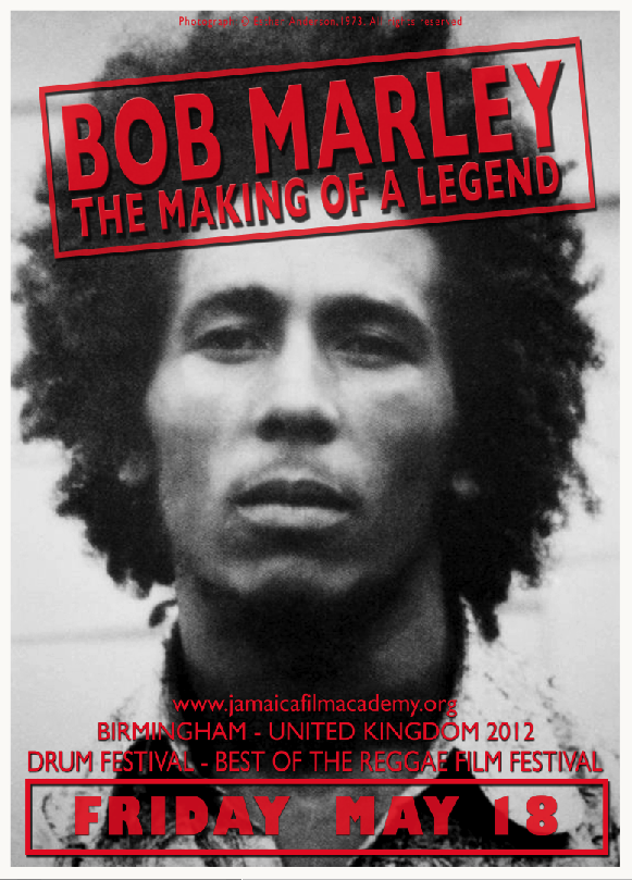 """Most of us will of heard about the new 'Marley' film by Kevin MacDonald, but how many of you have heard about """"Bob Marley: The Making of a Legend""""?"""