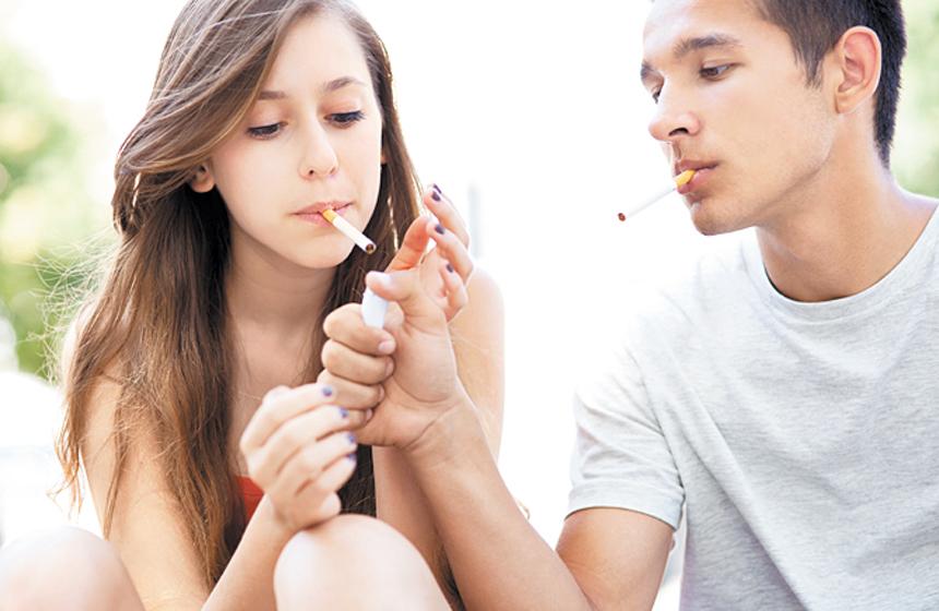 dejar de fumar, nicotina, vicio, salud, adolescentes fumadores