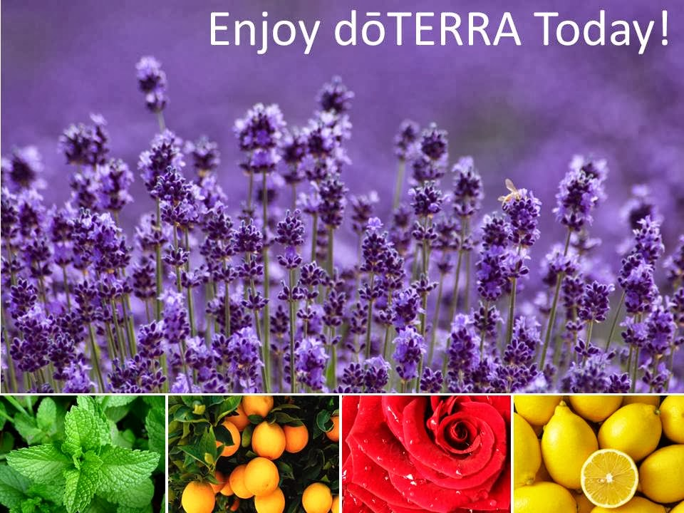 Enjoy doTERRA Today!