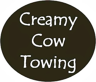 Creamy Cow Towing