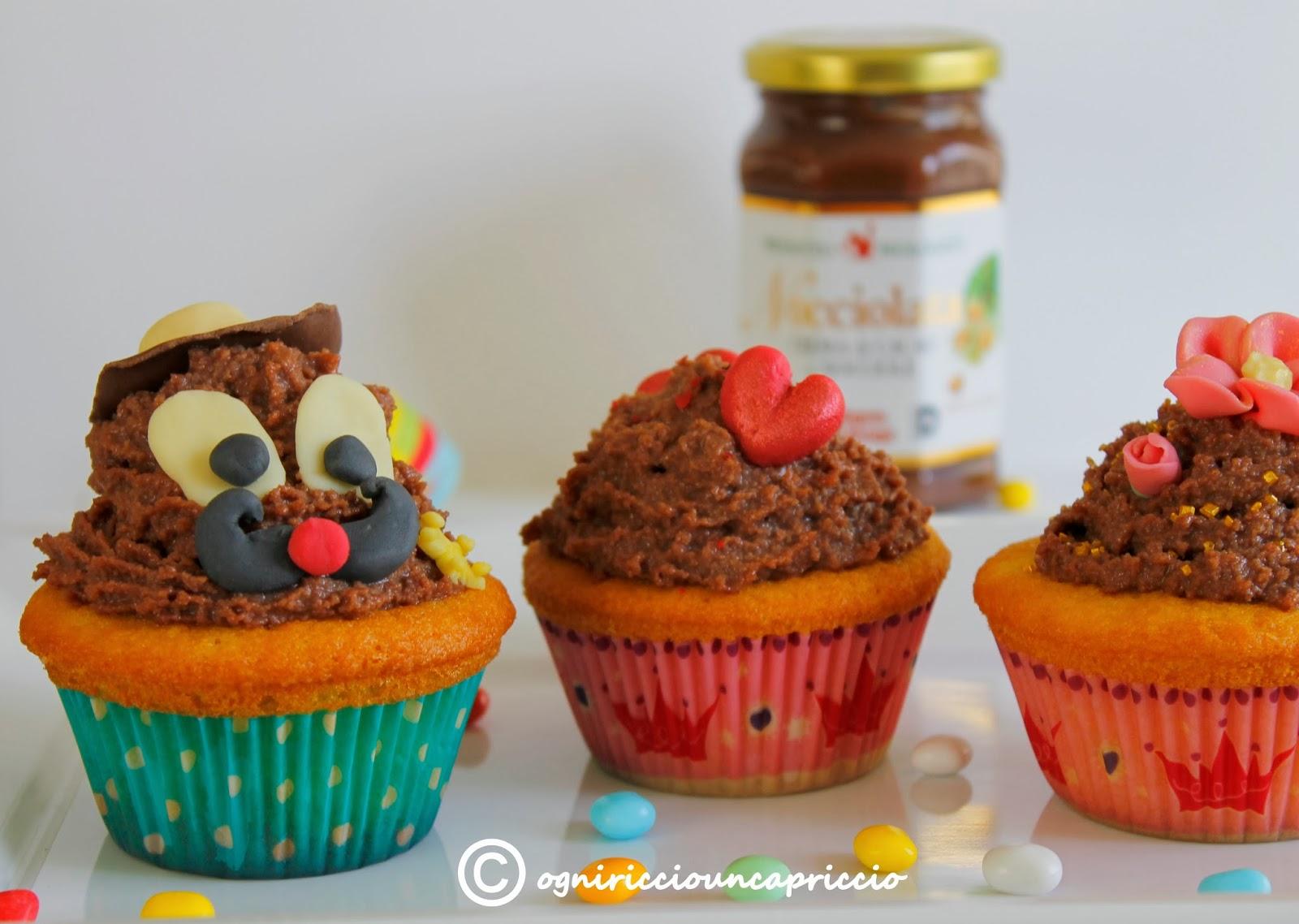 big funny cupcakes