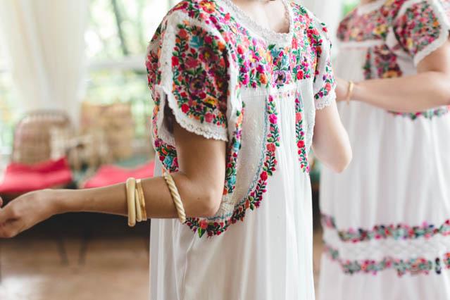 Vestidos de novia de fiesta mexicana