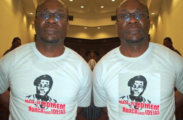 Quem não estiver de acordo com o regime do MPLA nunca é inocente, é sempre... culpado
