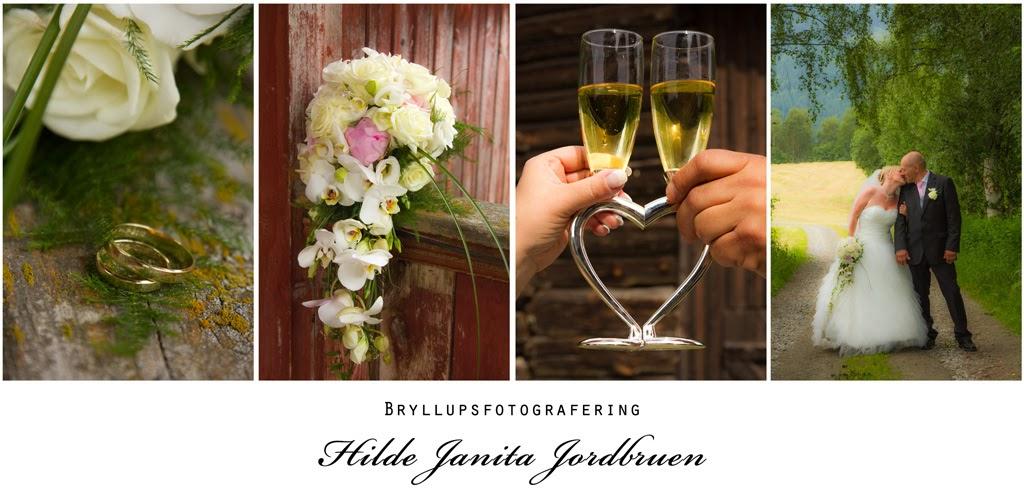 Bryllupsfotografene