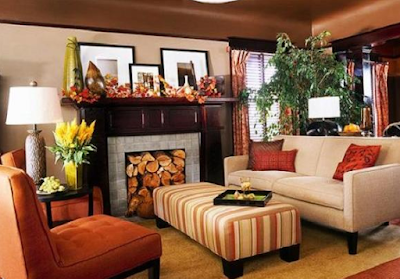 5 Ways to Spice Up Your Living Room Look Before Thanksgiving
