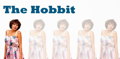 funny Hobbit review hot desiree cousteau
