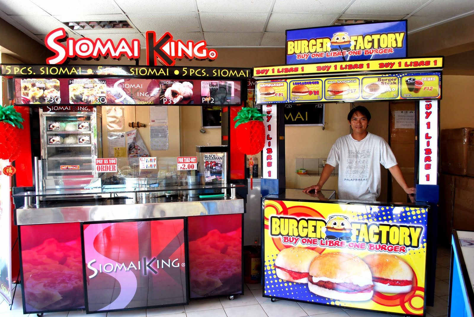 food cart business There are big differences between operating a mobile food vending cart and a concession cart business mobile food vending carts can be towed to different locations concession carts are usually stationary, requiring a large truck or trailer to transport.