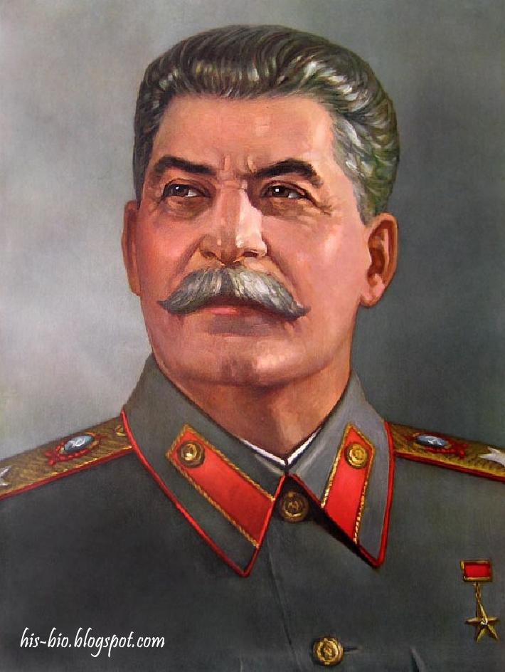 HIS BIO: Joseph Stalin Joseph Stalin