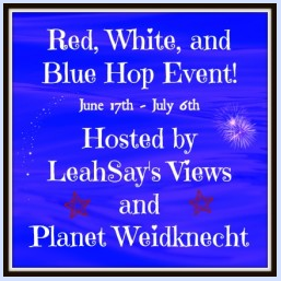 Red, White & Blue 6/17 - 7/6