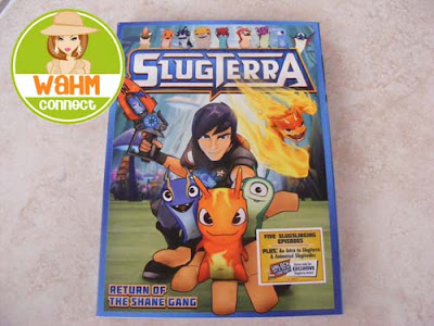 Reviews : Choose your Ammo.Slug It Out with Slugterra! { Review