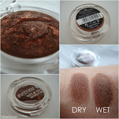 "Catrice - intensif ' eye wet & dry shadow ""020 Charly's Chocolate Factory"""