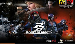 Free Download PC Games Point Blank Offline (PB) Full Rip Version