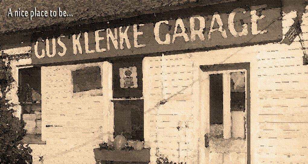 Gus Klenke Garage