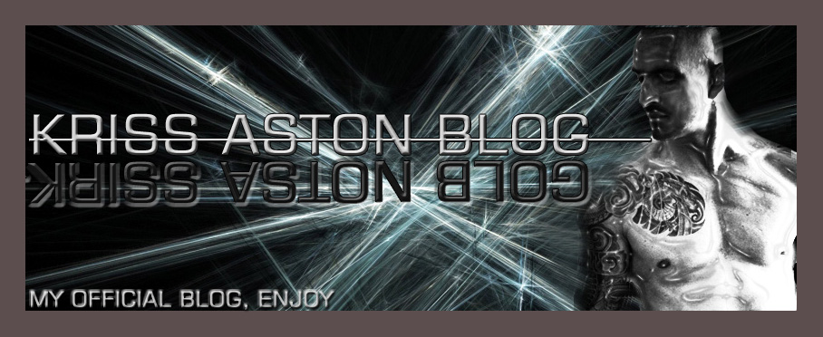 KRISS ASTON BLOG