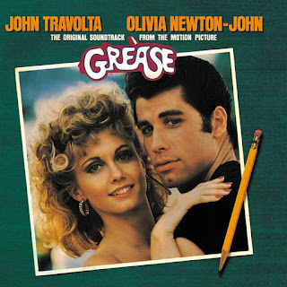 John Travolta & Olivia Newton-John - You're The One That I Want - On Grease OST Album (1978)