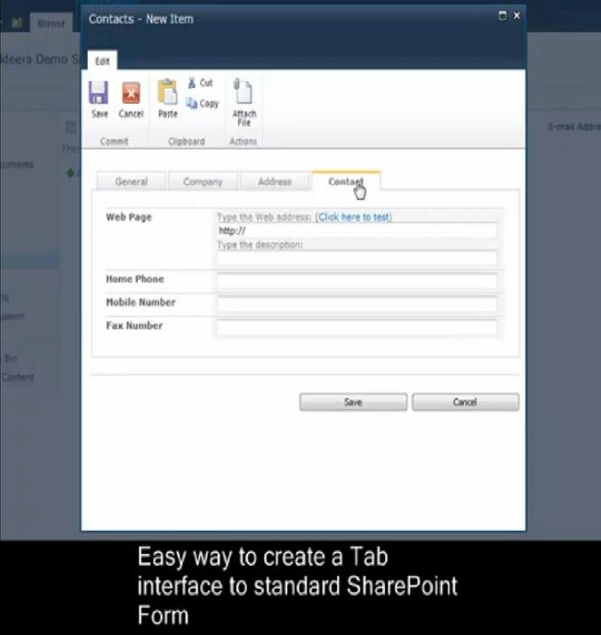 customize list forms in sharepoint 2007  u0026 2010  customize
