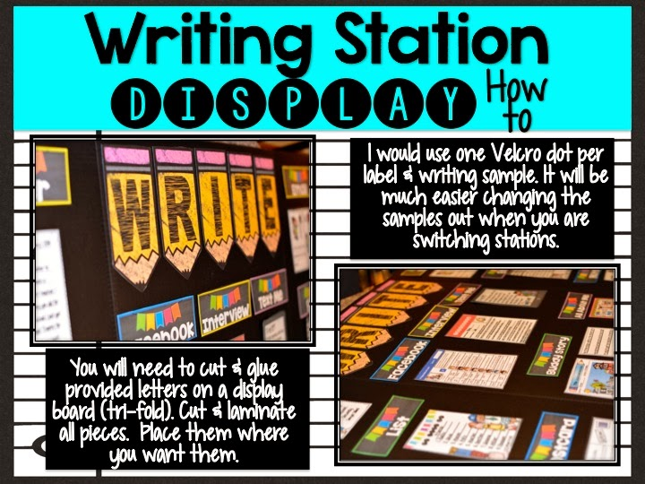http://www.teacherspayteachers.com/Product/The-Ultimate-Writing-Station-1136324
