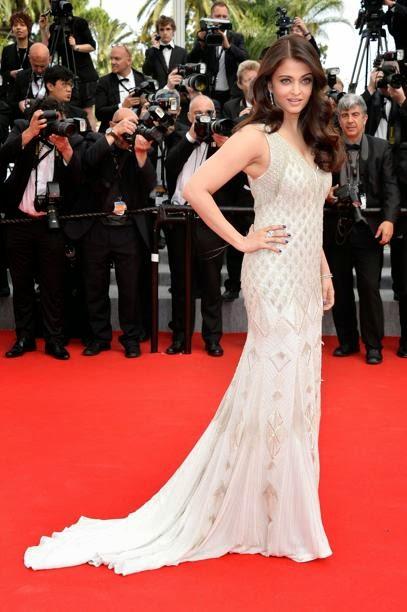 Aishwarya Rai Bachchan in Cannes 2014