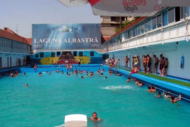 Strand Laguna Albastra Craiova - Stranduri 2014