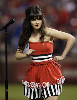 Zooeya Deschanel Pretty