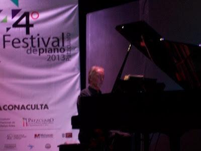 Patzcuaro Piano Festival 2013