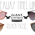 Giveaway | Giant Vintage Sunglasses